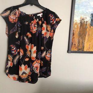 Women's Lauren Conrad blouse. XL